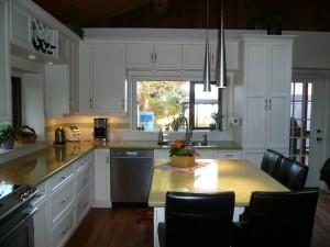 log cabin kitchen renovations